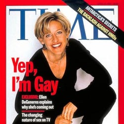 20-year flashback: Ellen DeGeneres came out, and paved the way for more gay TV roles