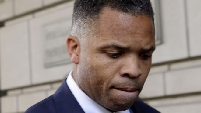 Former Illinois Rep. Jesse Jackson Jr. will serve out the remainder of his term in a Washington, D.C., halfway house, former U.S. Rep. Patrick Kennedy told The Associated Press after visiting Jackson behind bars at Maxwell Air Force Base in Montgomery.
