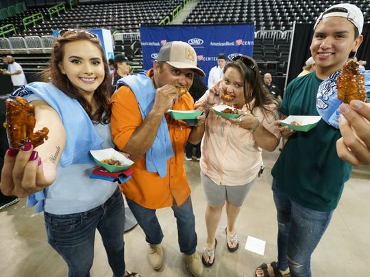 Wingapalooza 2018 is set for July 21 at the American Bank Center.