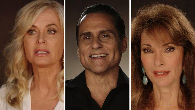 "Icons of soaps' past and present describe their journeys on ""Story of Soaps."""