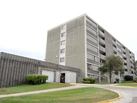 Mercy Park apartments will close in September 2016.