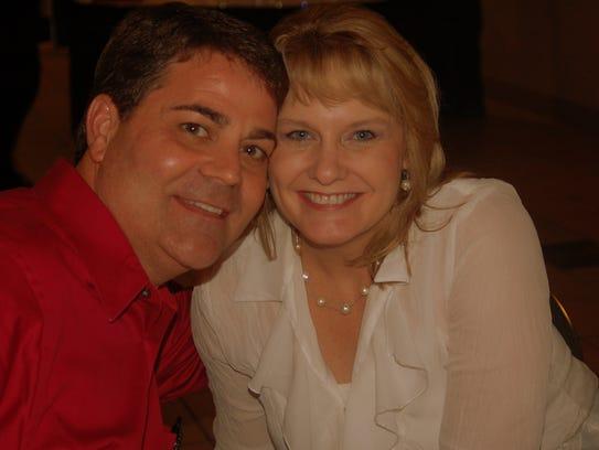 Sheila Kay Gorum Downhour, married to Mike