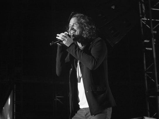 Soundgarden singer Chris Cornell performed at Fort