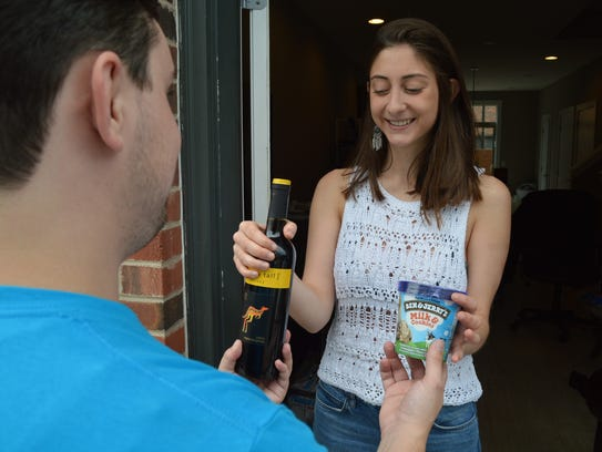 GoPuff has launched alcohol delivery in the Valley.