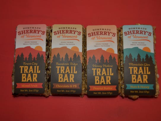 Sherry's Trail Bars