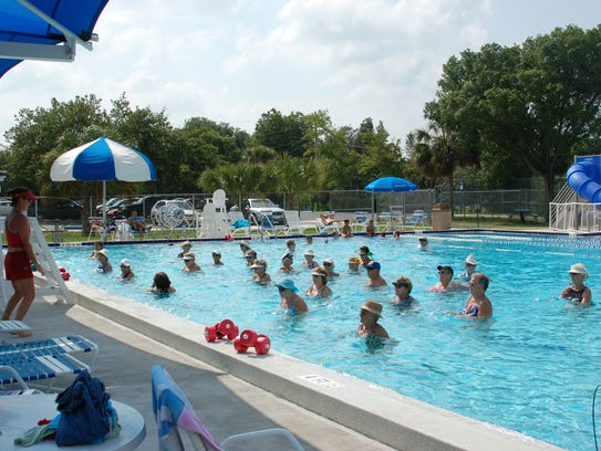 make a splash at north fort myers community pool
