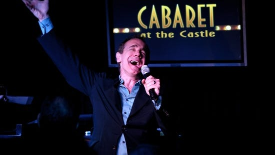 Broadway performer Jason Graae will travel to Alexandria to present a cabaret with Cenla resident Laine Berry Miller, owner of LBM Productions.