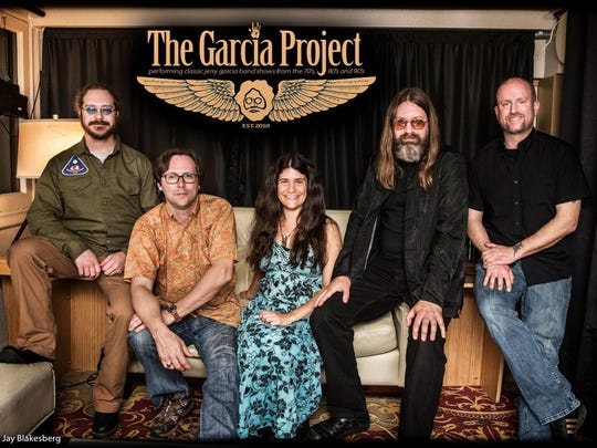 The Garcia Project plays songs from the Jerry Garcia Band, a side project of the lead guitarist and vocalist of the Grateful Dead.