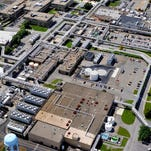 The East Fishkill complex taken over by GlobalFoundries from IBM.