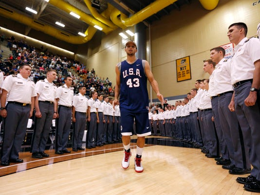 USA Basketball West Point