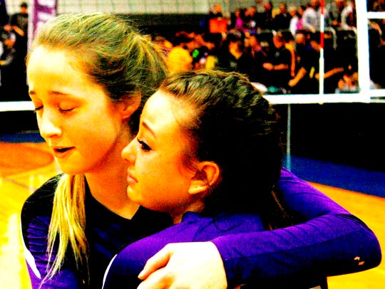 It's tears of joy for Plymouth Christian players Grace