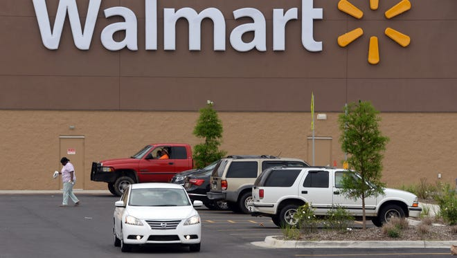 Walmart is just one new business to construct a property in the North Caddo Parish area since the I-49 exit opened near Blanchard.