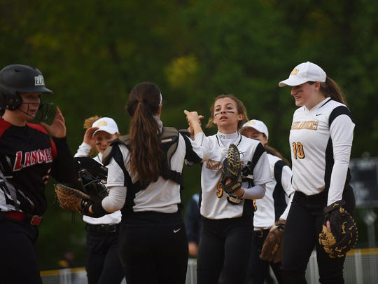 Senior pitcher Paige Masiello and second-seeded West Milford will host No. 5 NV/Old Tappan in the North 1, Group 3 final.