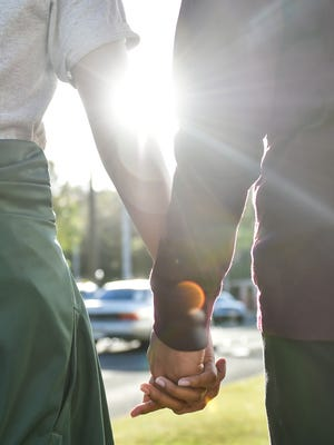 """It can be scary when your teen starts to date. Open communication and """"the talk"""" are a couple of ways to keep your teens responsible."""