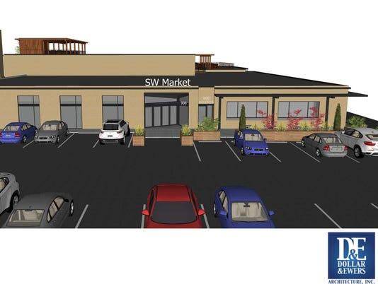 906 Sevier Ave. renderings