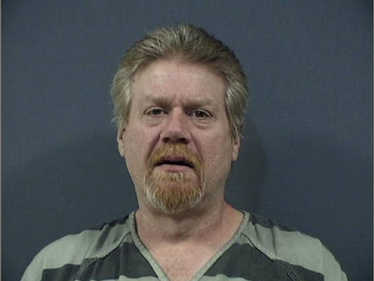 Jerome Hyrne Booking Photo