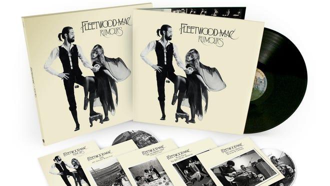 Fleetwood Mac 'Rumours' reissue