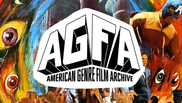 American-Genre-Film-Archive
