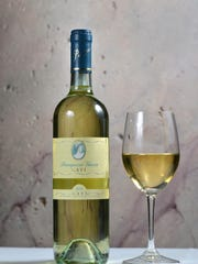 Principessa Gavia Gavi, a dry Italian white wine, is being featured at the Vintage Eldorado tasting Oct. 7 at the Reno Ballroom.