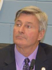 Carmel town Supervisor Ken Schmitt, a life member of