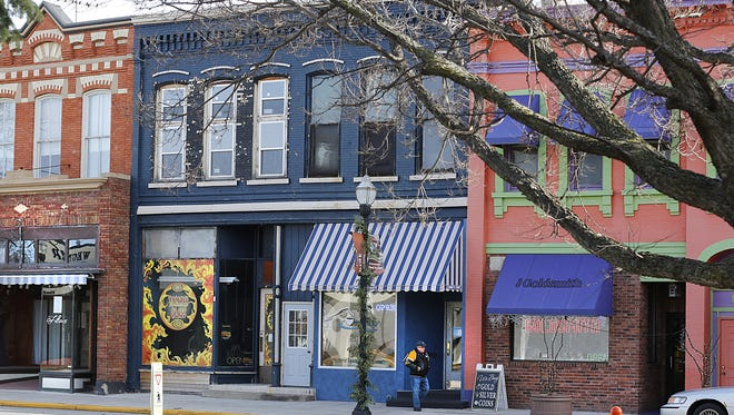 Downtown Fond du Lac businesses had promotions and sales on Small Business Saturday, which was Nov. 26.