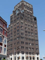 The federal government has approved plans to turn the Art Deco themed Threefoot Building In Meridian, Miss., photographed Tuesday, May 9, 2017, into a hotel.
