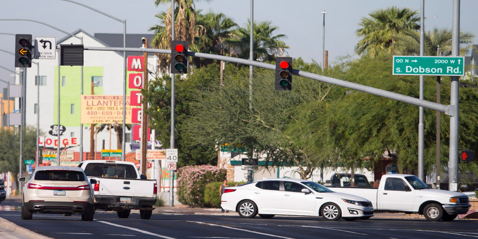 Real-time East Valley traffic map could ease traffic congestion