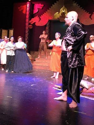 """""""The King and I"""" opens Friday at The Belmont Theatre, formerly York Little Theatre."""