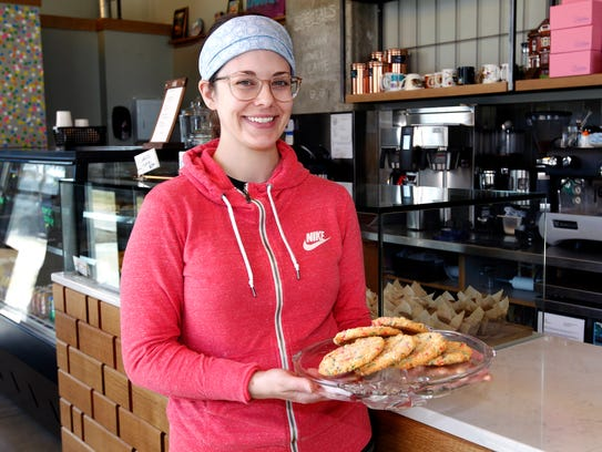 Jaceleen Latin-Kasper, owner of Batches and pastry