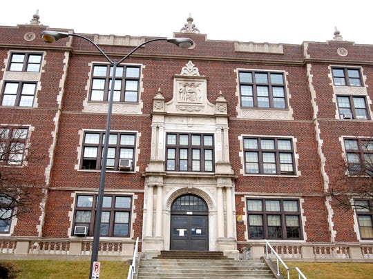 Holmes High School in Covington