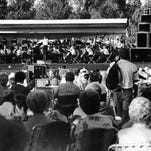 While festival season is underway in Fort Collins, we take a look back at what outdoors show looked like throughout the years. These are all outdoor Fort Collins symphony shows, from 1985-88.