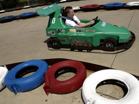 Wally World gokart 2003