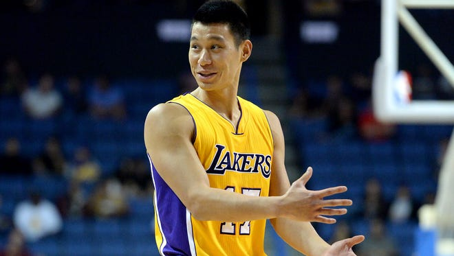Jeremy Lin says he's joining the Charlotte Hornets.