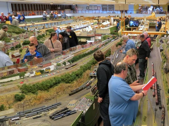 The Model Railroad Center recently hosted the National