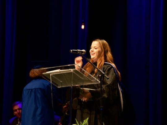 Holloway High School held its 2017 graduation ceremony