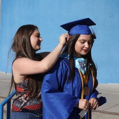 Hundreds graduate from Bloomfield, CYB, Kirtland Central, Aztec