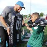 Second annual Novi Fantasy Football Camp a big hit