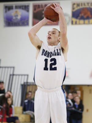 Roncalli junior Cory Bahrs is this week's HTR Media Prep Profile.