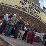 Roll out the red carpet: Local film 'Kid Brother' premieres at State Wayne