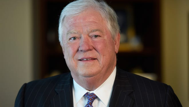 Former Mississippi governor Haley Barbour  arrested with a loaded handgun in his briefcase as he went through an airport security checkpoint in early January.