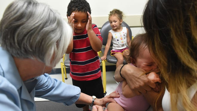 Vaccinations are in the spotlight once again as this year's flu season kicks off.