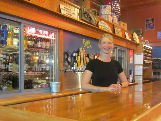 Janet Walter has been the owner of Bert & Ernie's for seven years.