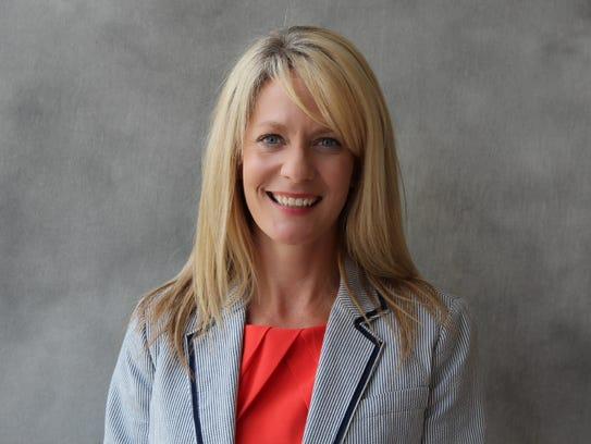 Amanda Edwards, a Democratic newcomer, announced she