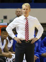 Amherst native Eric Konkol has landed his first Division I college head men's basketball coaching job at Louisiana Tech after serving as an assistant at George Mason and Miami (Fla.) for 11 seasons.