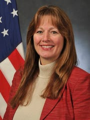 Susan Romano, Air Force veteran and spokeswoman for Air Force Technical Applications Center