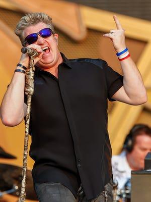 Gary LeVox and his bandmates in Rascal Flatts will headline the Wisconsin State Fair on Aug. 6.