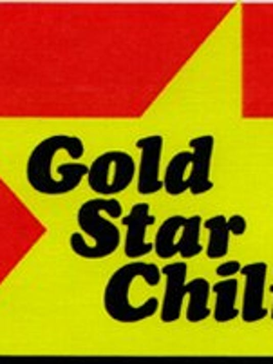 The logo of Gold Star Chili