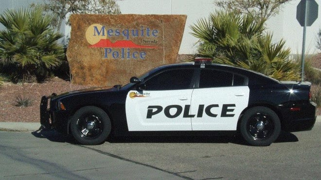 The Mesquite Police Department is aware that some 911 phone calls made from AT&T and T-Mobile phones are being redirected to the Las Vegas Metro Police Department. They are working to fix the problem.