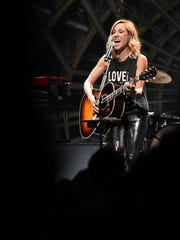 Sheryl Crow performs at The Beacon Theatre on June