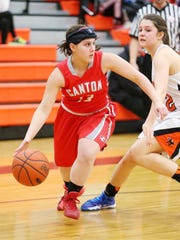 Alexa Lagola is one of three captains for new Canton